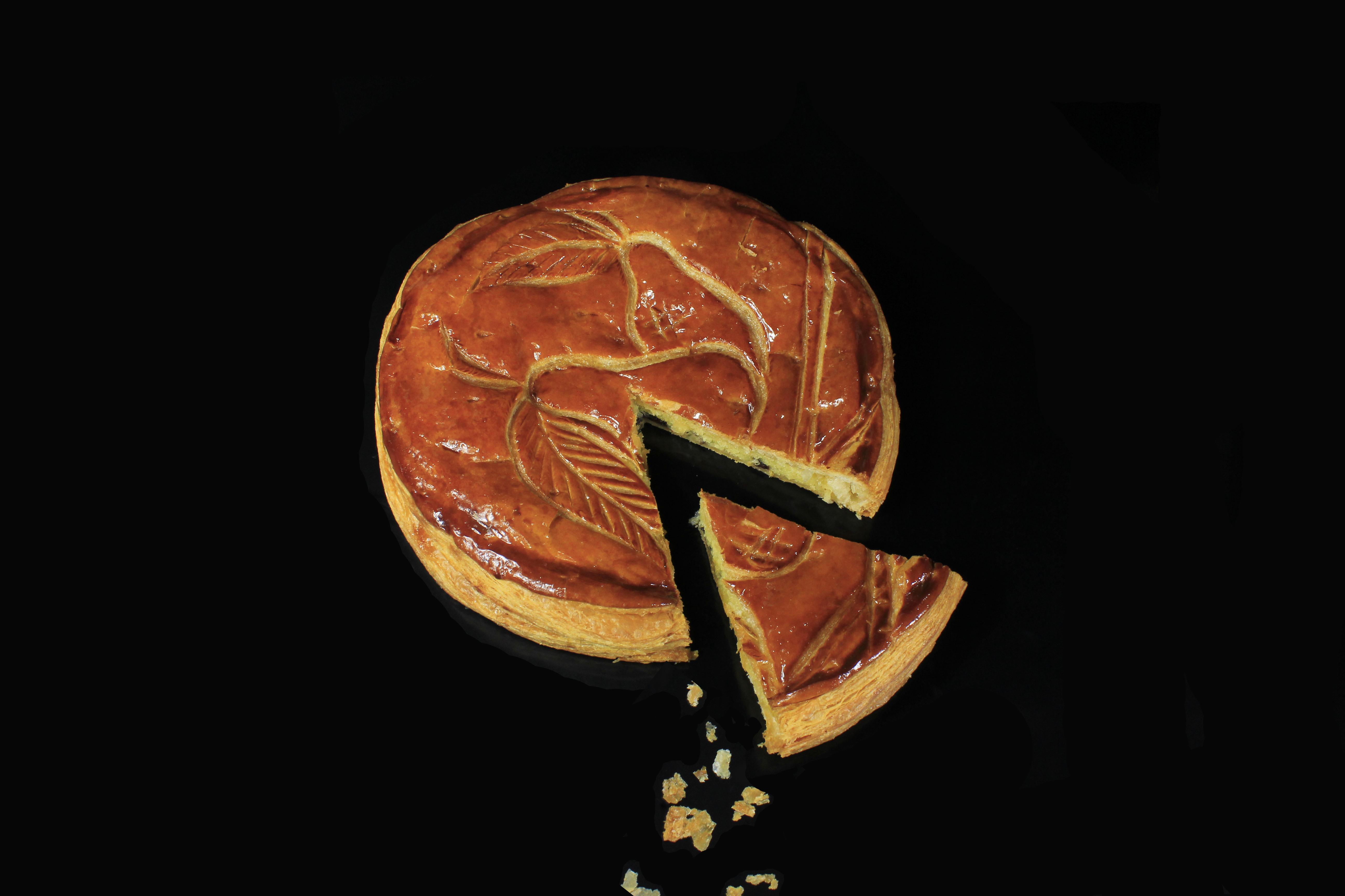 galette des rois poire chocolat