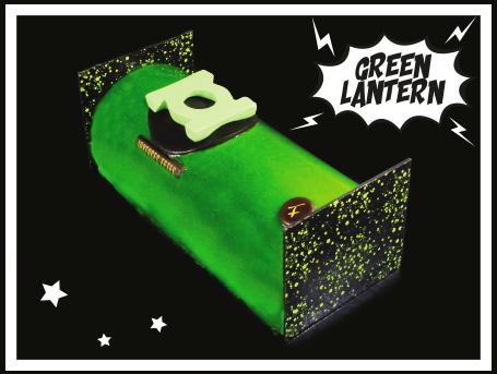 Green lantern Febre
